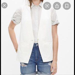 Madewell prospect vest
